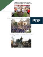 Costumbres y Tradiciones de La Costa (general)