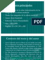 Ayudantia Origen y genesis del Trabajo Social_Arón Gurievich