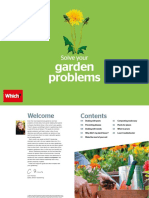 Solve Your Garden Problems