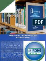 Ebsco Host - Manual