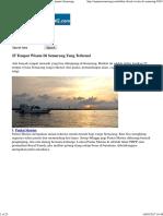 25 Tempat Wisata Di Semarang Yang Terkenal _ Seputar Semarang
