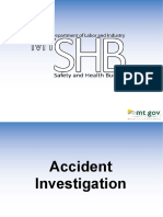 Accident Investigation AKS