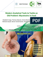 Modern Analytical Tools for Mycotoxins