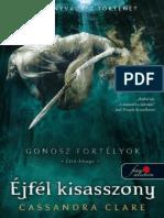 Cassandra Clare - Gonosz Fort Lyok 1. - Jf l Kisasszony