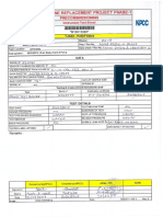 Calibration Cert 212PSV3400