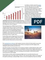 More Drones More Publick Risk