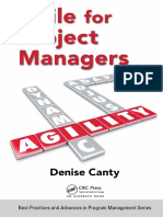 Denise Canty Agile for Project Managers