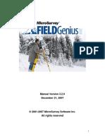 Field Genius 2008