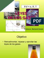 Leyes de Los Gases 2014