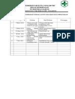 1.2.6 d. Hasil Evaluasi Keluhan Dan Umpan Balik