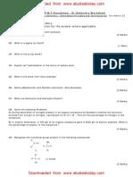 CBSE Class 11 Chemistry Worksheet - Organic Chemistry (2)
