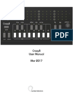 Crazy8 User Manual
