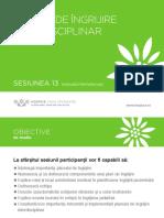 S13_Planul de Ingrijire Interdisciplinar