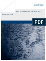 LR National Ballast Water Management Requirements 09 2016