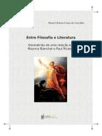 Entre Filosofia e Literatura