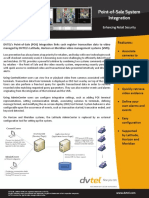 AIC Point-Of-Sale Integration Datasheet Dec 16 2014