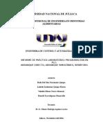 Informe Arranque Directo,Secuencial,Semaforo