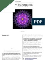 Devi Mahatmyam English Transliteration.pdf