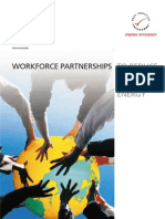 Workforce Partnerships to Reduce Waste and Save Energy