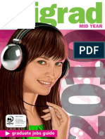 Unigrad Mid Year 2010 -- Undergraduate and Graduate Jobs Guide