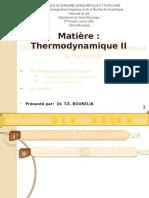 0. Chapitre III. Termodynamique de vapeur et de l_air humide.pptx