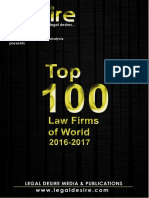 Top 100 Law Firms