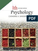 Health Psychology (2nd Ed)(Gnv64)