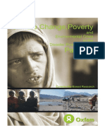 Climate Change, Poverty and Environmental Crisis in the Disaster Prone Areas of Pakistan