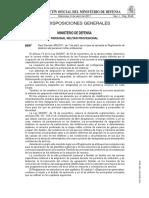 RD456_11 Reglamento de Destinos