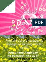 Ang Huling Paalam