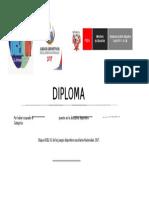 Diploma Ugel 01