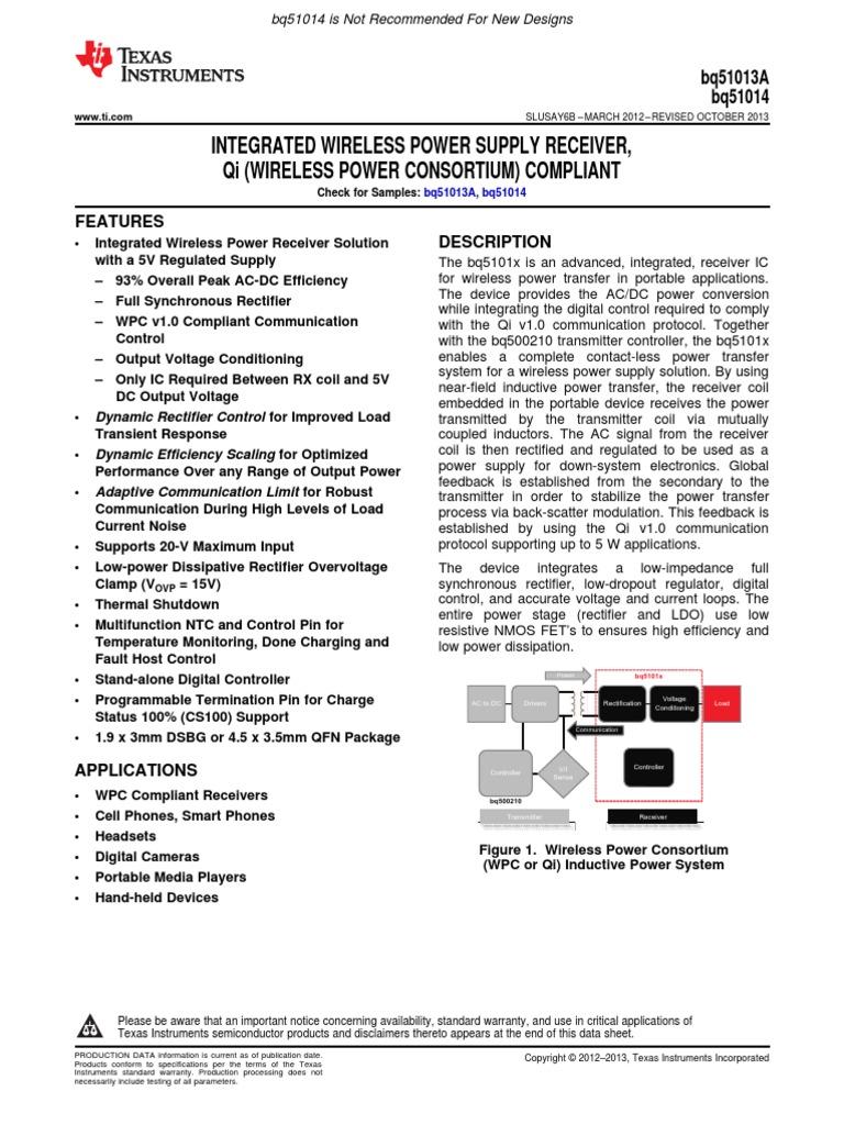 slusay6b | Power Supply | Inductor