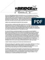 Bridge Act Summary - Final