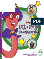 Little Rotters - Composting Handbook - 2nd Ed