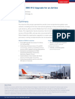 Oracle EBS R12 Upgrade for United Airlines