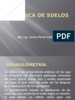4ta Clase Granulometría
