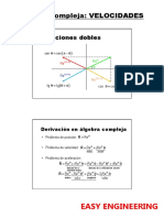 VELOCIDADES. Algebra Compleja.pdf