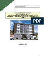 Adj Enmienda 2 Tdr-obra Casa Del Adulto Mayor Santa Cruz