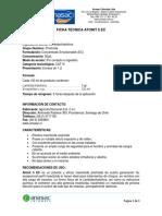 Ficha Tcnica - Atonit