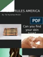 racism rules america