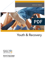 Module 12 Youth and Recovery