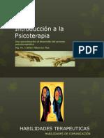 Introducción a La Psicoterapia UNIDAD 2 Clase II (1)