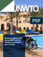 Recomendaciones OMT Turismo Accesible Para Todos