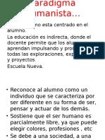 Paradigma Humanista...montesori (1).pptx