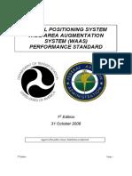 GPS WAAS Standards Copy