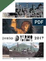 Novedades Yermo Junio 2017