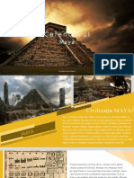 CALENDARUL MAYA POWERPOINT