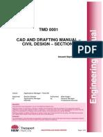Cad and Drafting Manual