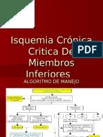 1.- Isquemia Crónica Critica de Miembros Inferiores1 (1)