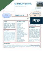 Newsletter 030